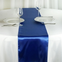 Satin Table Runner (Avaiable in different colors)
